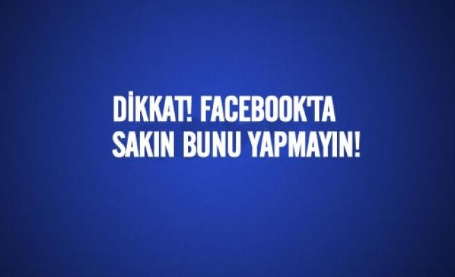 Facebook'ta profilinize bakanları görmek için bu tuzağa sakın düşmeyin!
