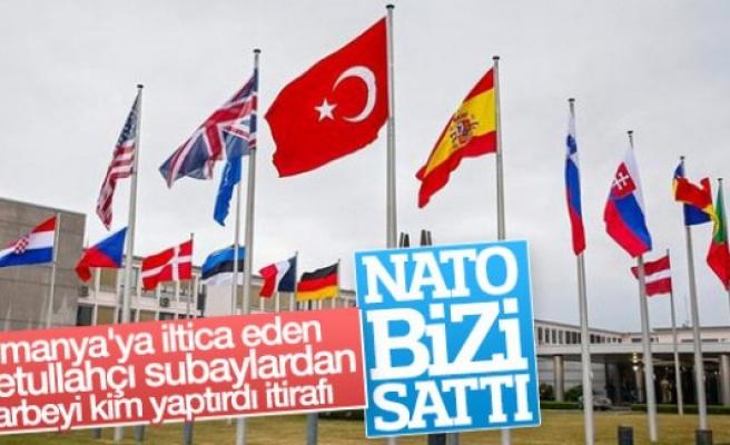 FETÖ'cü subayların itirafı: NATO bizi sattı