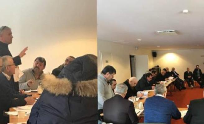 Fittja Ulu Cami İslam Kültür Derneği'nin Yeni Yönetim Kurulu Belli Oldu