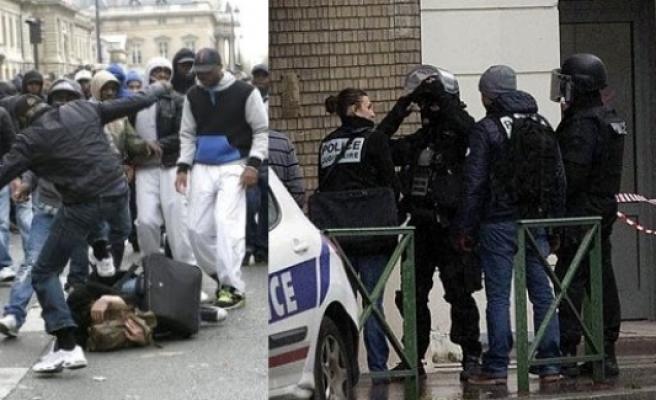 Fransa da Müslümanlara Yönelik İğrenç Saldırılar Arttı