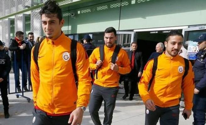 Galatasaray Danimarka'ya Geliyor