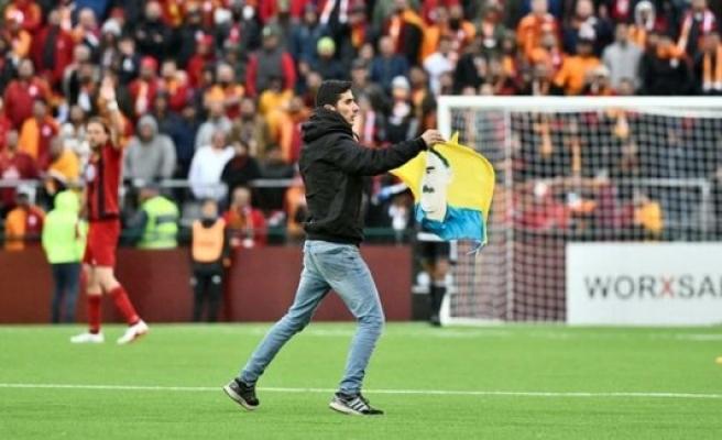 Galatasaray maçından dolayı Östersund para cezası aldı