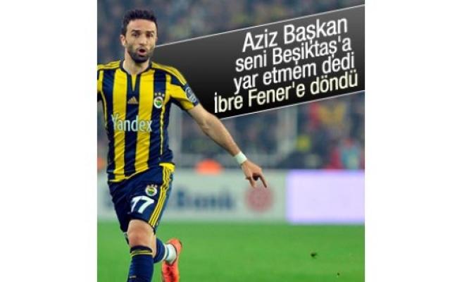 Gökhan Gönül'de ibre Fenerbahçe'ye döndü