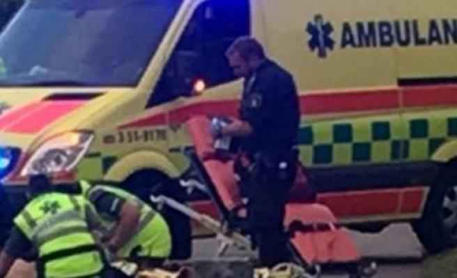 Göteborg'da 3 kişi vuruldu