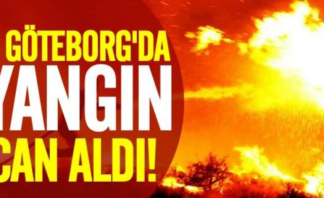 Göteborg yangını can aldı!