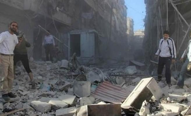Halep'te Rus katliamı!