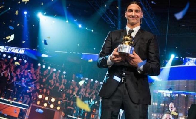 İbrahimoviç, İsveç'te 'yılın futbolcusu' ödülüne ambargo koydu