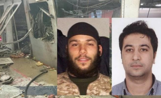 İki İsveç Vatandaşı terörist Paris'e saldırıdan son dakikada vazgeçti