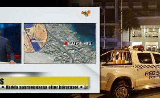 İki İsveçli Turist Otel'de Bıçaklı Saldırıya Uğradı