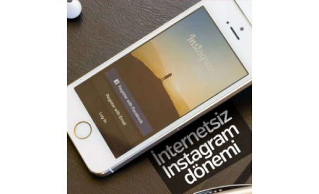 Instagram artık internetsiz de kullanılacak