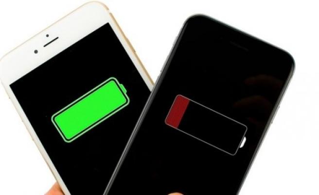 iPhone sahiplerine müjde şarj süresi iki katına çıkıyor
