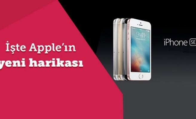 iPhone SE tanıtıldı! İşte özellikleri ve fiyatı...