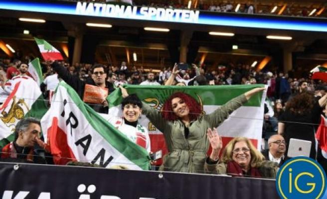 İran Maçından Sonra, FIFA'dan İsveç'e Ceza Yolda