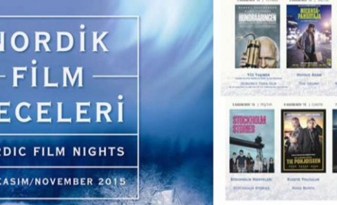 İskandinavya  Film Günleri Türkiye'de  Başlıyor
