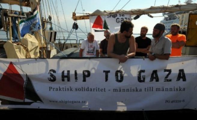 """İsrail """"Ship to Gazze Derneği""""ne tazminat ödeyecek"""