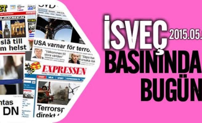İşte İsveç basından günün önemli haberleri