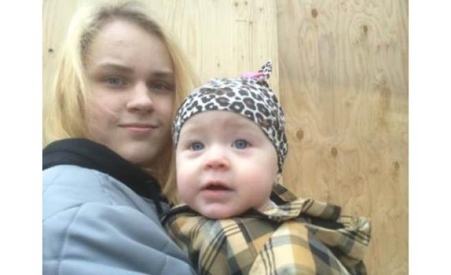 İşte İsveç'in En Genç Babası; Bakın Kaç Yaşında!