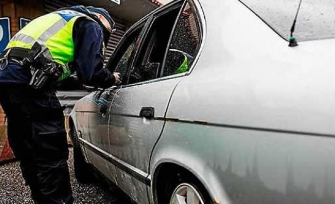 İşte İsveç'te polise en çok ehliyet kaptıran bölge