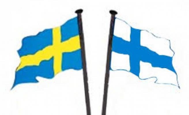 İsveç 100 bin, Finlandiya, 750 mülteci alıyor