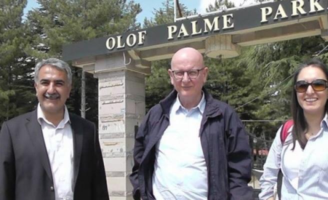 İsveç Basını, Kulu'da ki seçimleri yakından takip ediyor