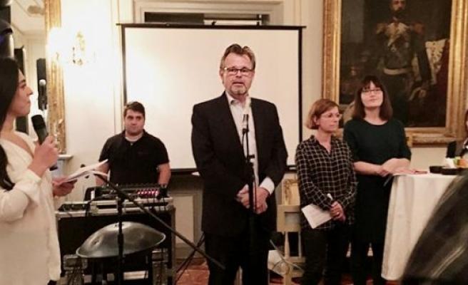 İsveç Başkonsolosu Jens Odlander: Genç Sesler, toleransın önemini vurguluyor