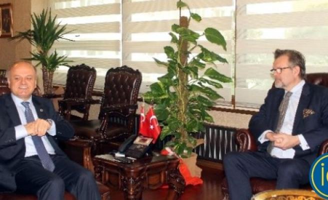 İsveç Başkonsolosu: Türkler çok misafirperver...