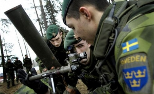 İsveç bu sene ne kadar silah sattı?
