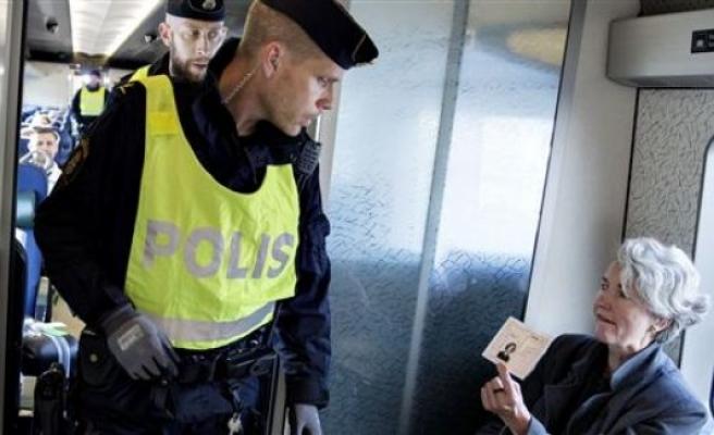 İsveç- Danimarka arası pasaport ve kimlik kontrolü başladı