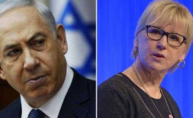 İsveç Dış İşleri Bakanı Wallström'ün İsrail'e girişi yasaklandı