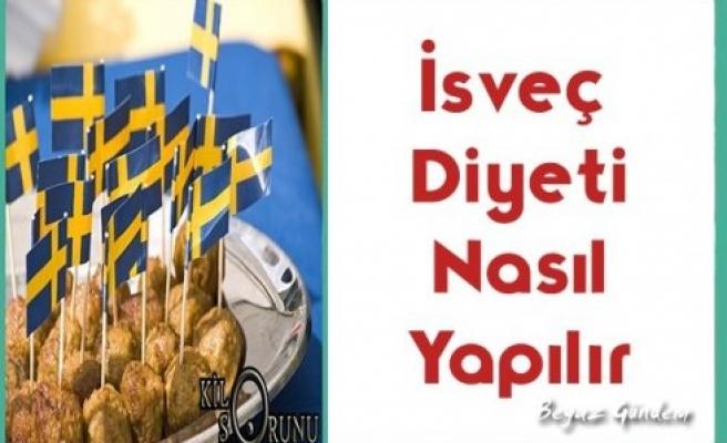 İsveç Diyeti Nedir ve Nasıl Yapılır