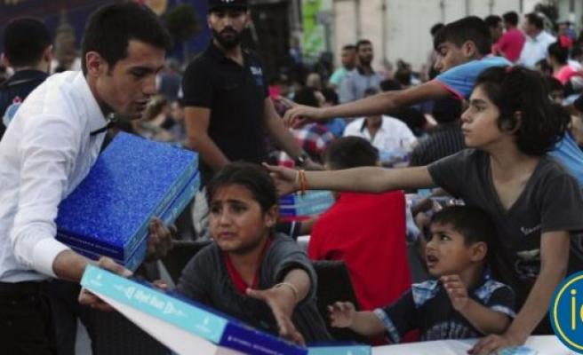 İsveç'e, 4 ayda 5 bine yakın kimsesiz çocuk sığındı