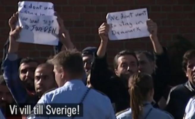 İsveç'e bu yıl gelen sığınmacı sayısı belli oldu
