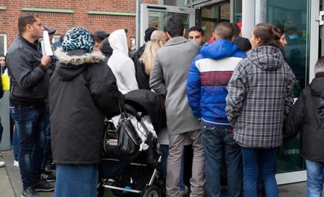İsveç'e sığınma başvurusunda yeni rekor