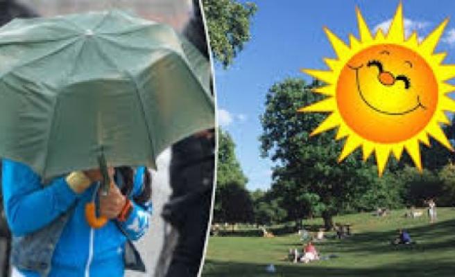 İsveç'e Süper Sıcak Geliyor...
