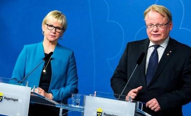 İsveç, Fransa'nın ''IŞİD''talebini geri çevirdi