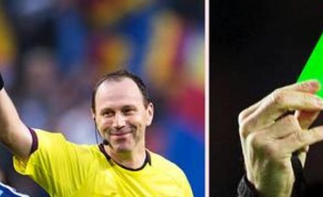 İsveç futbolun'da devrim gibi''Yeşil Kart'' kararı