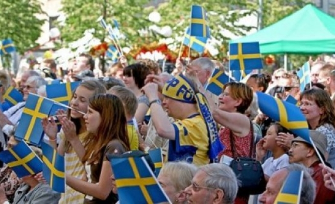 İsveç Geçtiğimiz Yıl Rekor Sayıda Göç Verdi