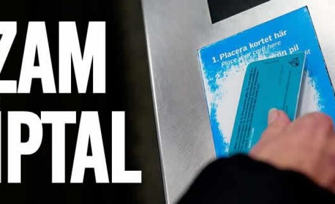 İsveç hükümeti SL bilet zamını durdurdu!
