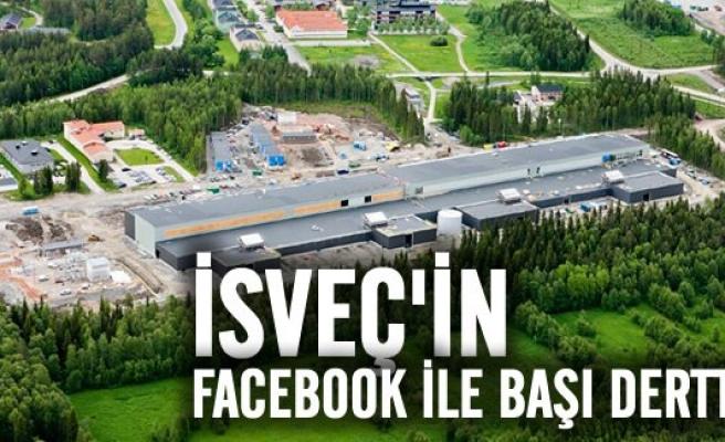 İsveç ile Facebook arasında işçi sorunu
