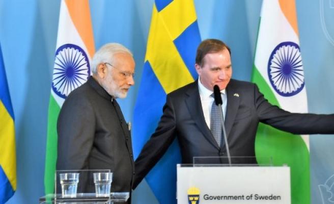 İsveç ile Hindistan arasında savunma anlaşması