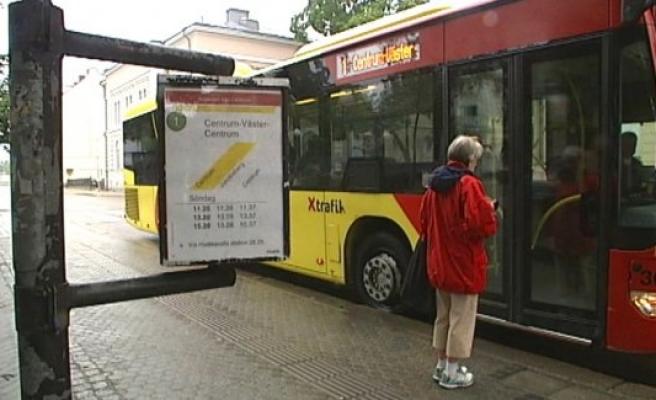 İsveç'in bu bölgesinde otobüs ve tren bir ay bedava