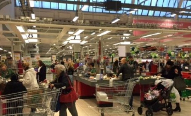 İsveç'in Dar Gelirlilerine 'Sosyal' Gıda Marketleri