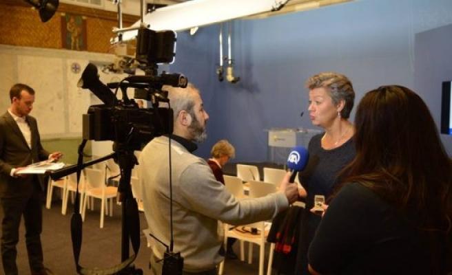 ''İsveç'in geleceği için sığınmacılara ihtiyacımız var''