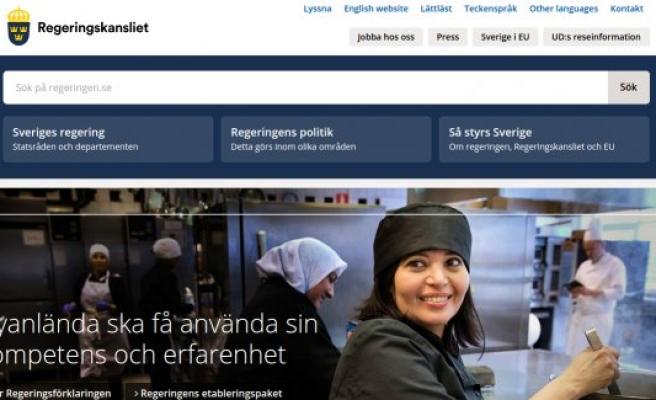 ''İsveç'in geleceğini göçmenler kurtaracak''