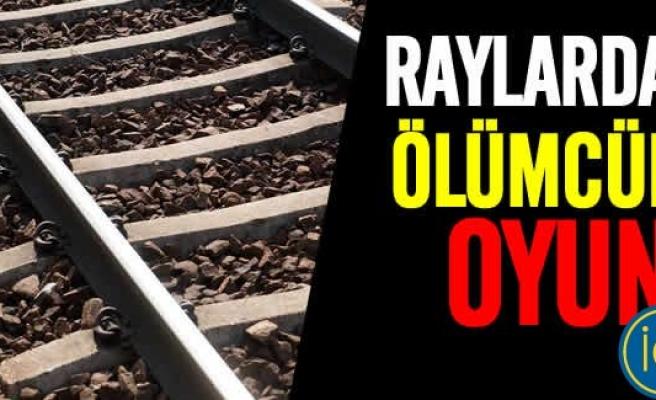 İsveç'in tren raylarında, çocukların ölümcül oyunu