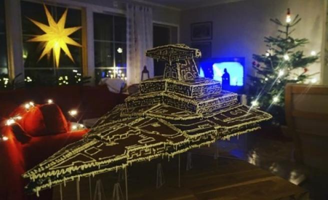 İsveç'in ünlü Star Wars fırınından efsane ürünler