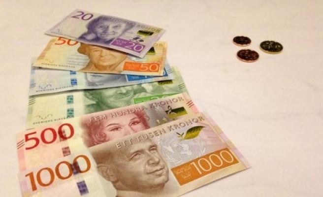 İsveç'in yeni paraları piyasaya sürülüyor