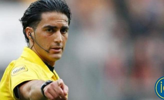 İsveç-İran maçını Serdar Gözübüyük yönetecek
