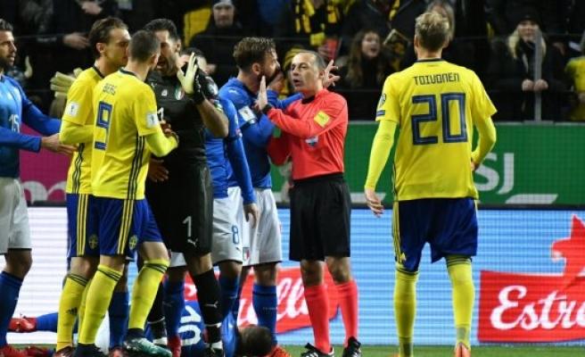 İsveç-İtalya'ya acımadı...