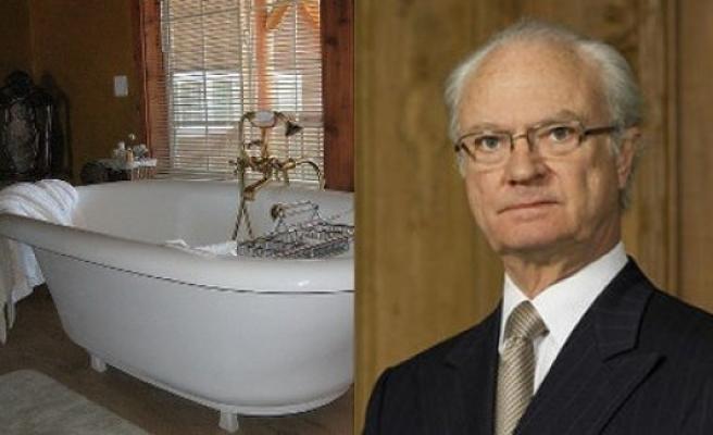 İsveç Kralı: ''Bütün Banyo Küvetleri Yasaklansın''